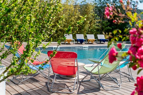 location Dieulefit maison piscine
