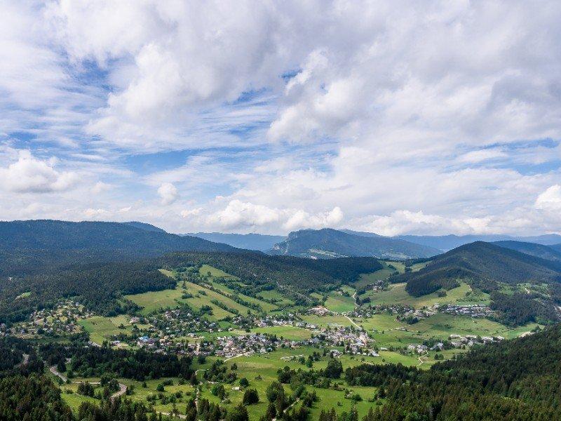 Villard de Lans Vercors mountain